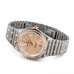 Breitling Chronomat 36mm Stainless Steel and 18k Red Gold Ladies Watch