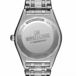 Breitling 36mm Chronomat Stainless Steel Ladies Watch