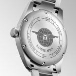 Longines Spirit 42mm Stainless Steel Gents Watch