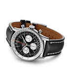 Breitling 43mm Navitimer Stainless Steel Gents Watch