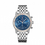 Breitling 42mm Navitimer Stainless Steel Gents Watch