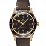 OMEGA 41mm Seamaster 300 Bronze Watch