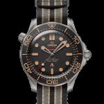 OMEGA 42mm Seamaster 007 Edition Titanium Gents Watch