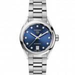 TAG Heuer 29mm Carrera Stainless Steel Watch